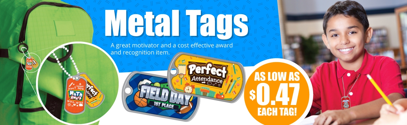 Metal BragTags®