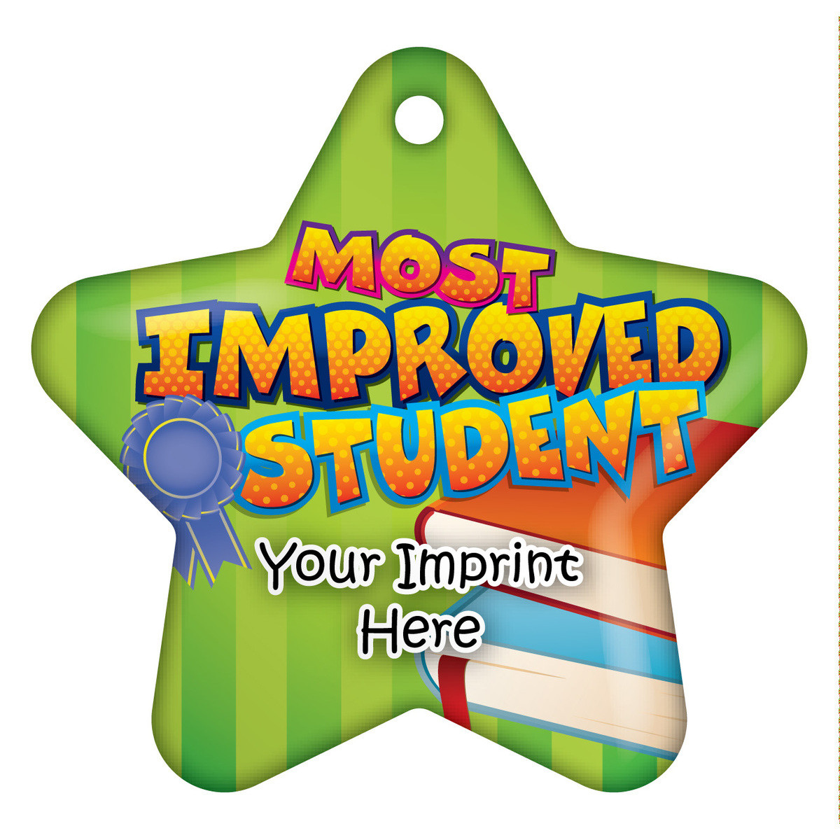 custom star tags most improved student