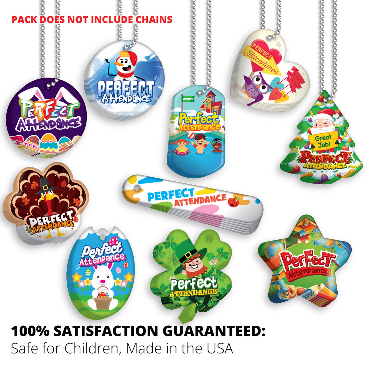 Canada Perfect Attendance Holiday Pack