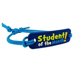 3D Bands - Student of the Month