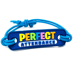 3D Bands - Perfect Attendance
