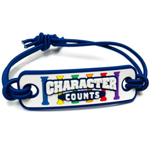 3D Bands - Character Count