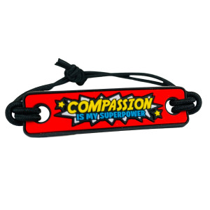 3D Bands - Compassion is my Superpower