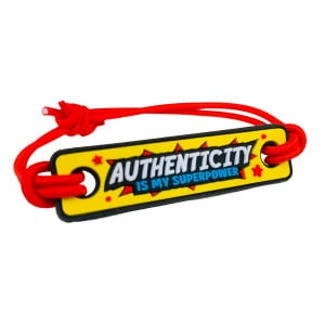 3D Bands - Authenticity is my Superpower