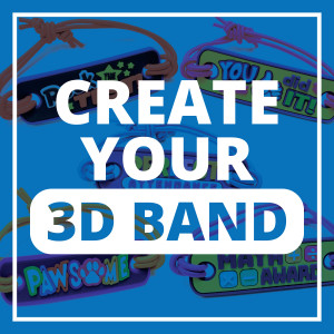 Custom 3D Bands