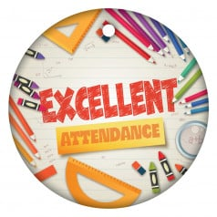 Perfect Attendance - Outstanding Attendance Theme